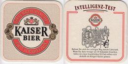 Österreich - Kaiser Bier - Sous-bocks