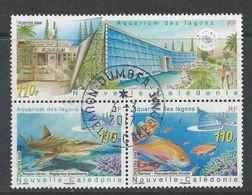 Nieuw-Caledonie, Yv  1020-22-23 Jaar 2007,  In Blok,  Gestempeld, Zie Scan, - Nouvelle-Calédonie