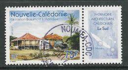 Nieuw Caledonie,  Yv  Jaar 2017, Gestempeld, Zie Scan - Used Stamps