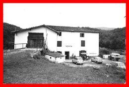 CPSM/gf  DANTXARIA (Espagne)  Venta Mikelenborda, Animé, Voiture 4L...B868 - Navarra (Pamplona)
