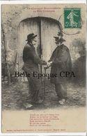 21 - MORVAN / La Chanson Morvandelle - Le Père Christophe ++++ A. Duciel, Saulieu ++++ 1910 ++++ RARE - Sin Clasificación