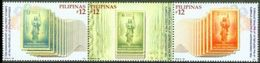 MNH Philippines 2016 - Stamp On Stamp 3V - Sellos Sobre Sellos