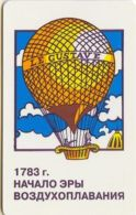 MURMANSK : MUR001 50u Balloon,LE GUSTAVE USED - Russia