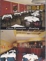 Hamburg - Restaurant China - Mehrbild (2)  **AK-06-682** - Germania