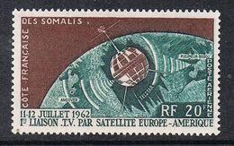 COTE DES SOMALIS AERIEN N°33 N** - Côte Française Des Somalis (1894-1967)
