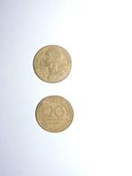 PIECE DE 20 CENTIMES 1962 - E. 20 Centesimi