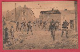 Virton ... Août 1914 - Entrée Des Allemands Le 21 Août 1919 - Virton