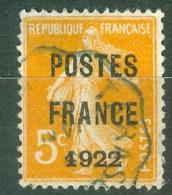 France  Preo   36  Ob  Second Choix - Preobliterados