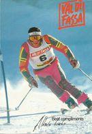 ALBERTO TOMBA  - VAL DI FASSA (47) - Personalità Sportive