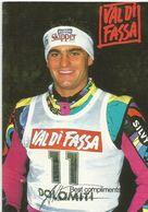 ALBERTO TOMBA  - VAL DI FASSA (48) - Personalità Sportive