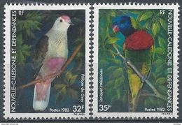Leco - Nouvelle - Calédonie** Yv 462/3 MNH Neuf - Oiseaux - Collections, Lots & Series