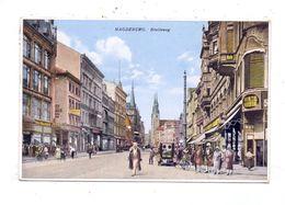 0-3000 MAGDEBURG, Breiteweg, 1935 - Magdeburg