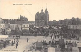27-LE NEUBOURG- LE MARCHE - Le Neubourg