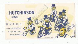 Buvard, HUTCHINSON, Neus , Vélo , Cyclomoteur , Vélomoteur ,moto-scooter, Cordel , Briey, 54 , Frais Fr 1.45 E - Bikes & Mopeds