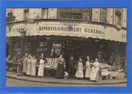 75 PARIS - 17ème, Carte Photo - Arrondissement: 17