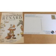 Carte Postale : Le Grand Méchant Renard & Autres Contes - Merchandising