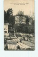 SAINT GEOIRE En VALDAINE - Château De Cabarot , Les Jardins -  2 Scans - Saint-Geoire-en-Valdaine