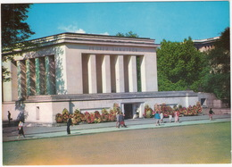 Sofia - Le Mausolée De Georges Dimitrov ( Couronnes De Deuil / Trauerkränze) Mausoleum G. Dimitroff - (Bulgarie) - Bulgarije
