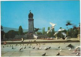 Sofia - Le Monument à L'Armée Soviétique / Denkmal Der Sowjetarmee - (Bulgarie) - Bulgarije