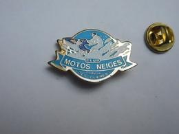 Beau Pin's , Club Motos Neiges , Plateau Des Gliéres , Motoneige , Haute Savoie - Wintersport