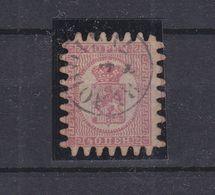 Finlande - Yvert 9 Oblitéré - Très Beau - Valeur 90 Euros - 1856-1917 Russian Government