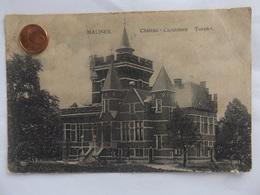 Malines, Chàteau, Caputsteeen, Toren, Antwerpen, Belgien, 1920 - Malines