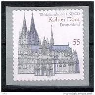 Bund 2003, Michel # 2330 ** Selbstklebend, Self-adhesive Of Coil Mit Rollennummer - Used Stamps