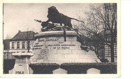 Bourg-Léopold - CPA - Camp De Beverloo - Monument Aux Morts - België