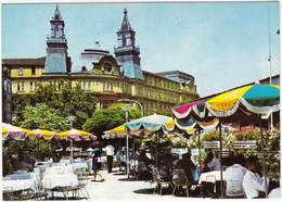 Sofia - Ministry Of Agriculture And Food & Sidewalk Cafe  - (Bulgarie) - Bulgarije