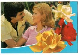 ANTIGUA POSTAL POST CARD POSTCARD PAREJA DE NOVIOS ? MATRIMONIO O SIMIL C. Y Z. VER FOTO/S Y DESCRIPCIÓN MARRIAGE,COUPLE - Parejas