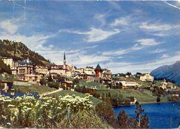 Suisse - Grisons - St. Moritz Dorf - Hans Steiner Nº 3 - Ecrite, Timbrée - 5128 - GR Grisons