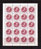 Japan-1964 (Mi.864) Sheet , Football, Soccer, Fussball,calcio,MNH - Soccer