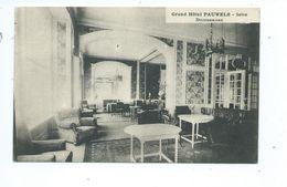 Duinbergen Grand Hotel Pauwels Salon - Heist