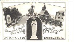 Sprimont - Banneux - CP - Un Bonjour De Banneux - Sprimont