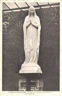 Sprimont - Banneux - CP - Statue De La Vierge Des Pauvres - Sprimont