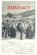 CPA TARJETA - BAILES ESPANOLES En 1901 - LA DANZA PRIMA Asturias ( Oviedo ) - N° 569 - Edit. Hauser Y Menet  Madrid - Asturias (Oviedo)