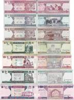 Afghanistan - Set 1+2+5+10+20+50+100 Afghani - Pick 64-75 UNC Random Years - Afghanistan