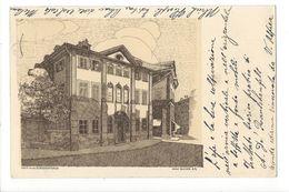 19515 -  Alt Luzern Haus An Der Burgerstrasse Zeichnungen Von Schülern Der Kantonsschule - LU Lucerne