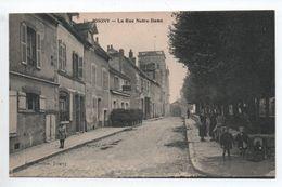 JOIGNY (89) - LA RUE NOTRE-DAME - Joigny