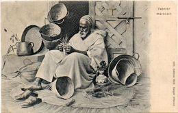 Vannier Marocain    (102955) - Maroc