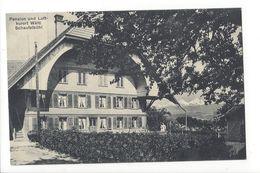 19519 - GRÜNENMATT Pension Und Luftkurort Wälti Schaufelbühl - BE Berne