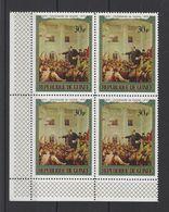 GUINEE. YT 424 Neuf ** Centenaire De La Naissance De Lénine 1970 - Guinea (1958-...)
