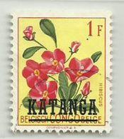 Katanga N° 31 - 32 - 33- 34 - 36 - Katanga