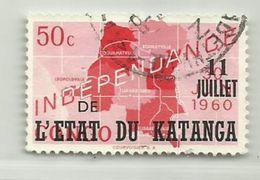 Katanga N° 41- 42 - 43 - 44 - 45 - 47 - 48 - 49 - Katanga