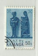Katanga N° 54 - 55 - 56 - 61 - Katanga
