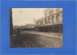 Photographie Originale Ancienne D'une Rue D'Auckland - Lieux