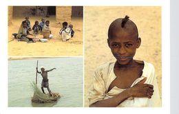 Afrique   MALI - La Vie Quotidienne Au Bord Du Fleuve Bamba GAO  (Sacko Moussa 3/97 )*PRIX FIXE - Mali