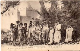 Un Groupe D' Enfants A   (102964) - Maroc