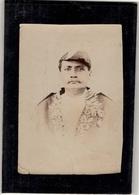 Photographie Originale Ancienne De Hinoï Pomaré, Roi De L'ile De Tahiti - Photos