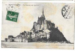 50 - MONT SAINT MICHEL - Vu Générale        N - Le Mont Saint Michel